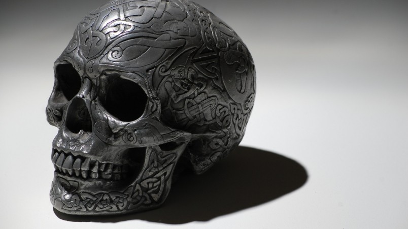 Ipad Animated Wallpaper Metal Skull Hd Wallpaper Wallpaperfx