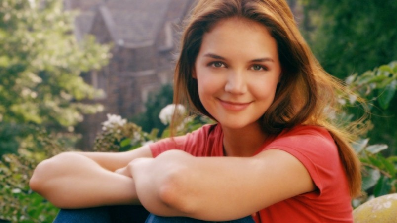 Animated Girl Wallpaper Free Download Young Katie Holmes Hd Wallpaper Wallpaperfx