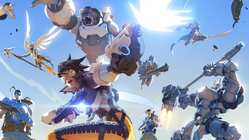 320x480 Animated Wallpapers Overwatch Game Hd Wallpaper Wallpaperfx