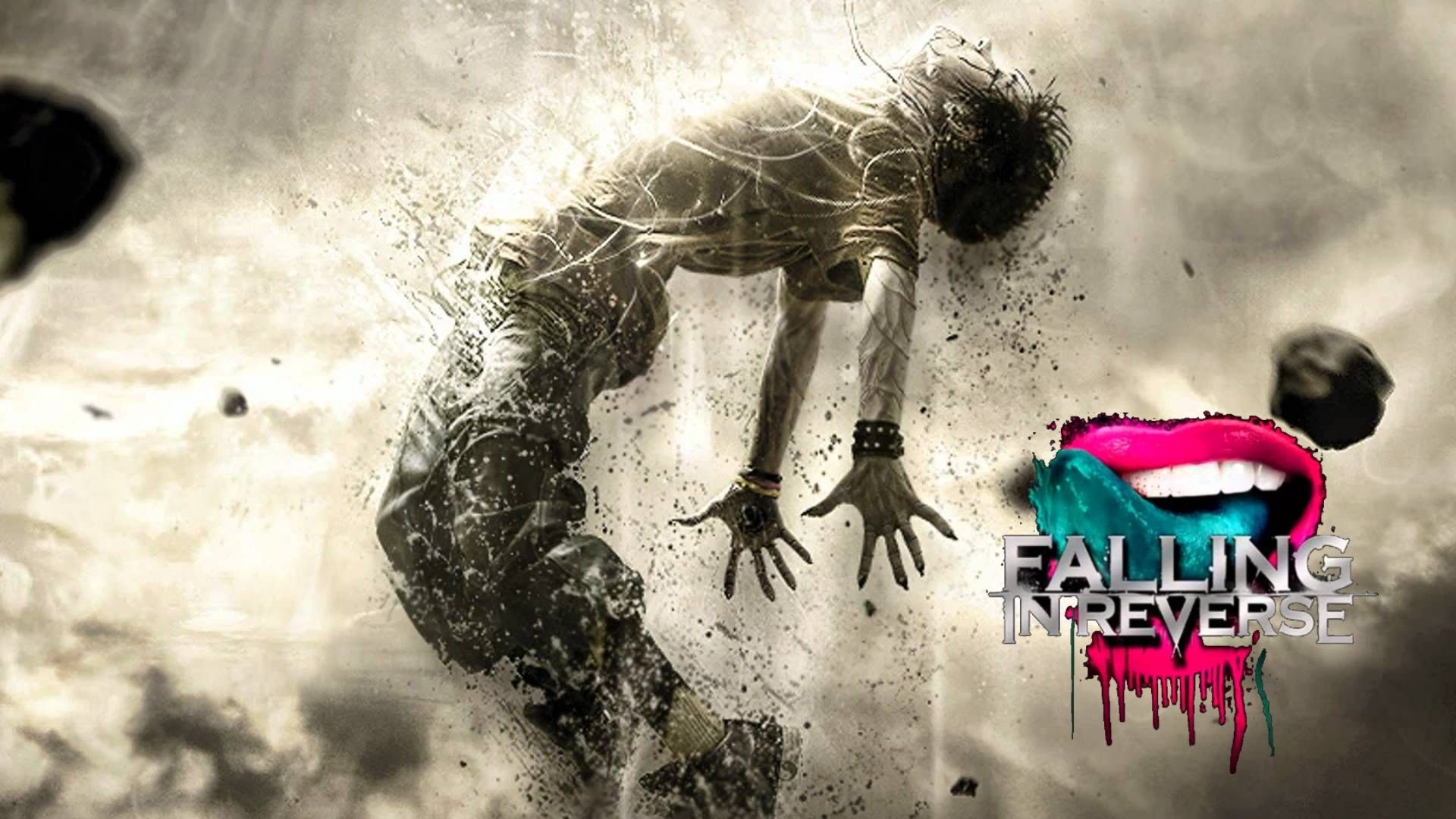 Broken Heart Quotes Wallpapers For Mobile Falling In Reverse Wallpapers