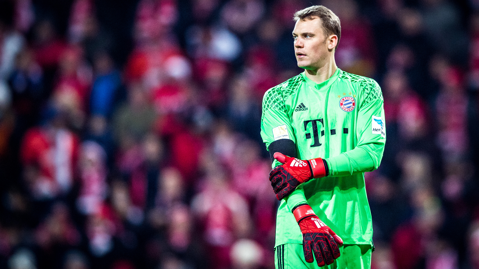 Manchester United Animated Wallpapers Manuel Neuer Wallpaper Hd