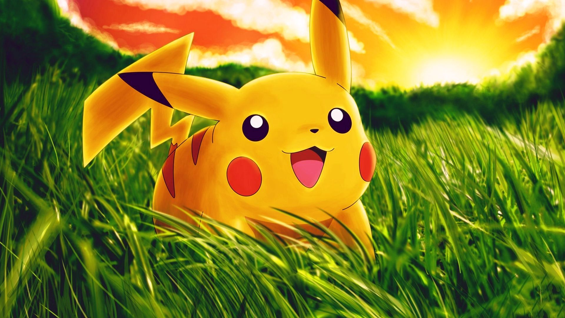 Cute 3d Cartoon Wallpapers Pokemon Wallpaper