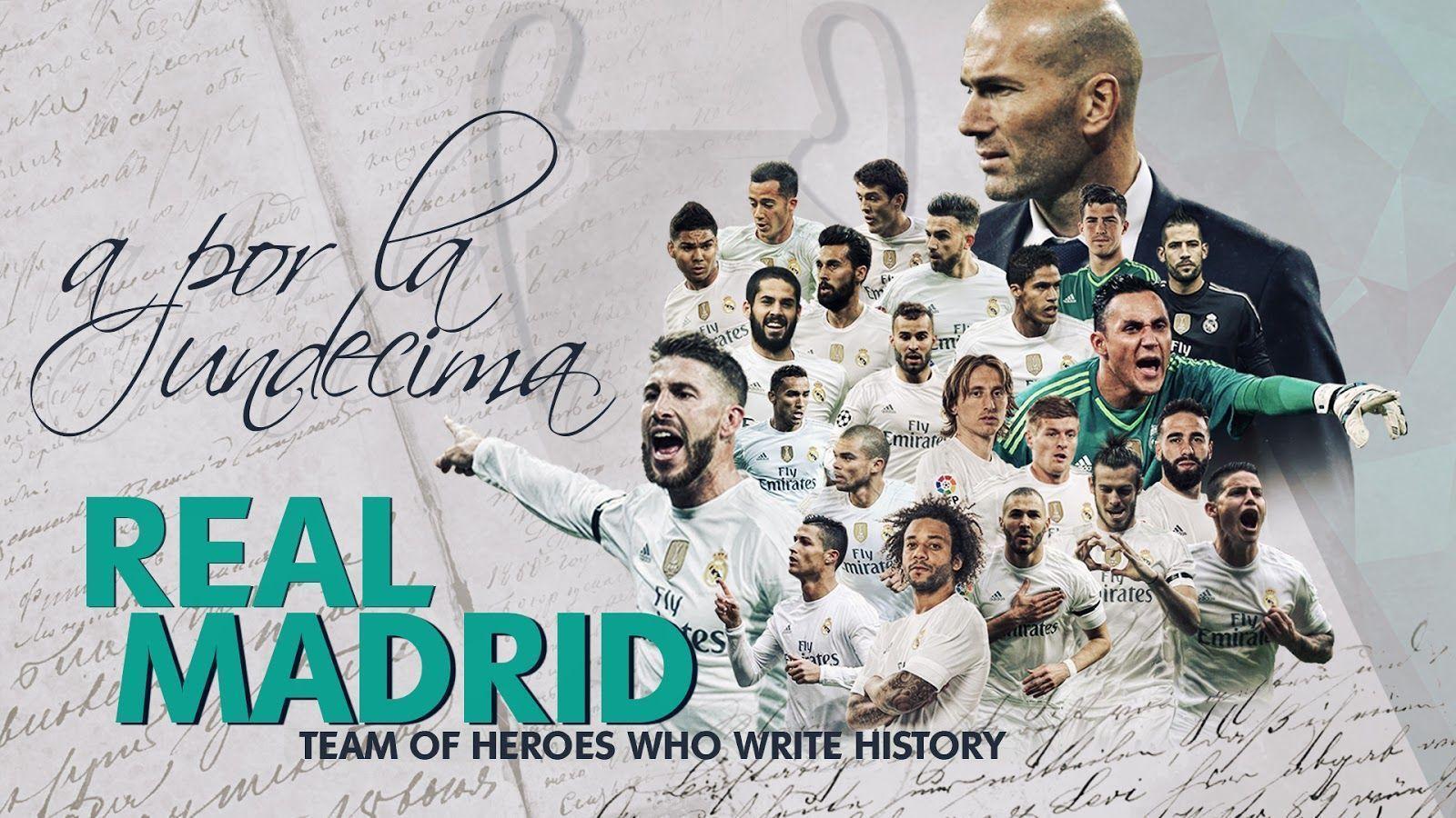 Zidane Iphone Wallpaper Real Madrid Hd Wallpapers 2018