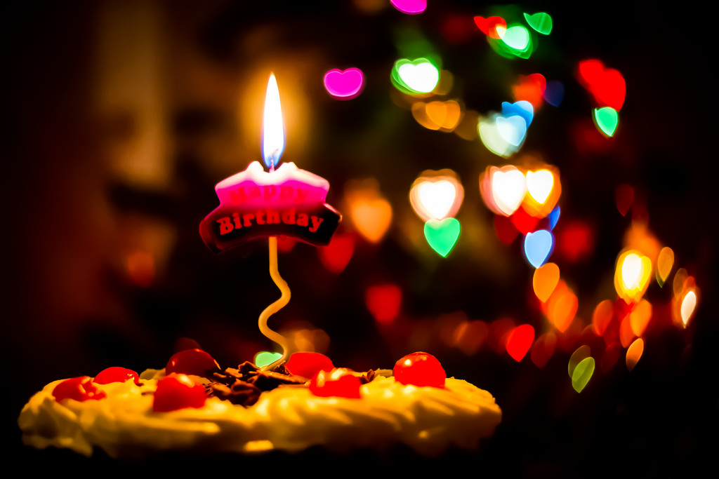 3d Candle Live Wallpaper Happy Birthday Wallpaper Hd