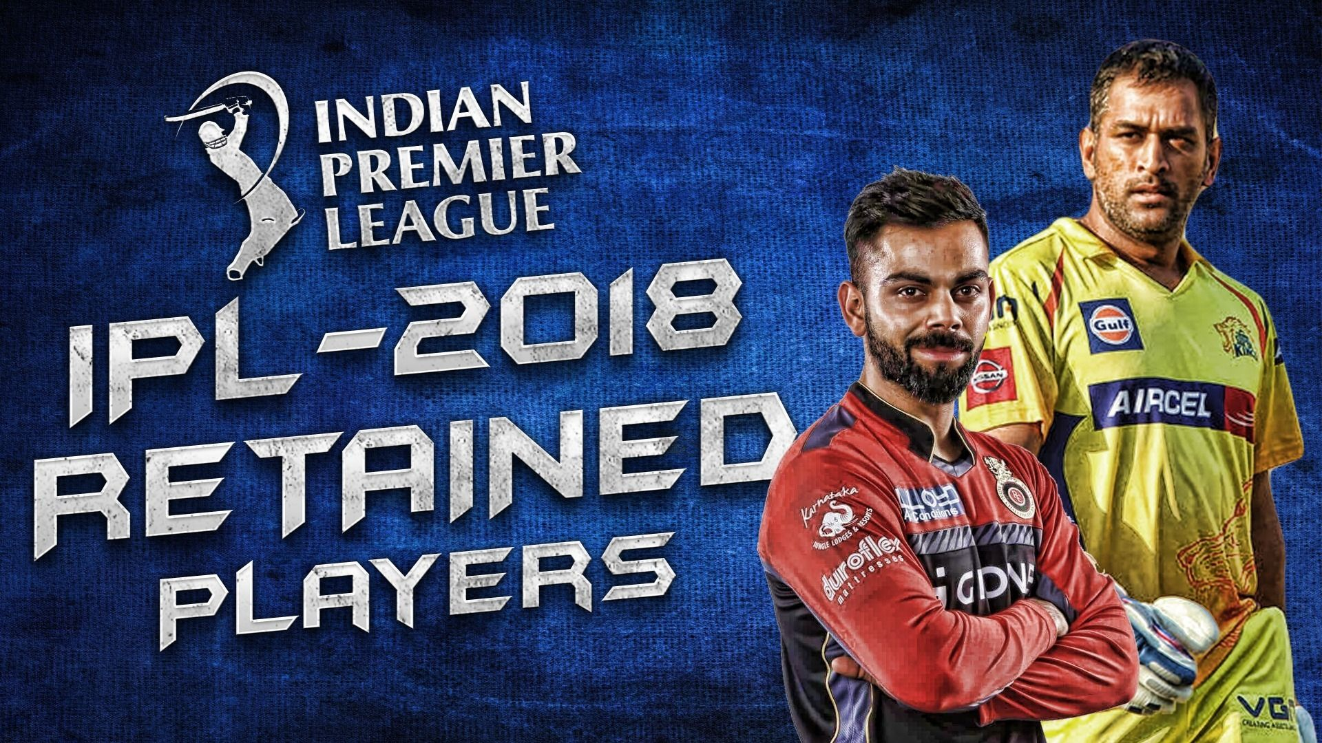 Indian Team 3d Wallpaper Ipl Wallpapers 2018