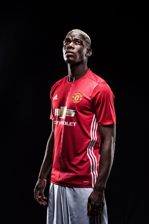 Manchester United Animated Wallpapers Paul Pogba Wallpaper