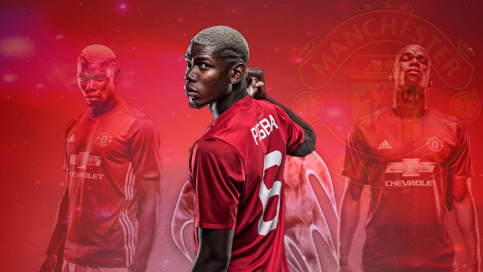 Lg Animated Wallpaper Paul Pogba Wallpaper