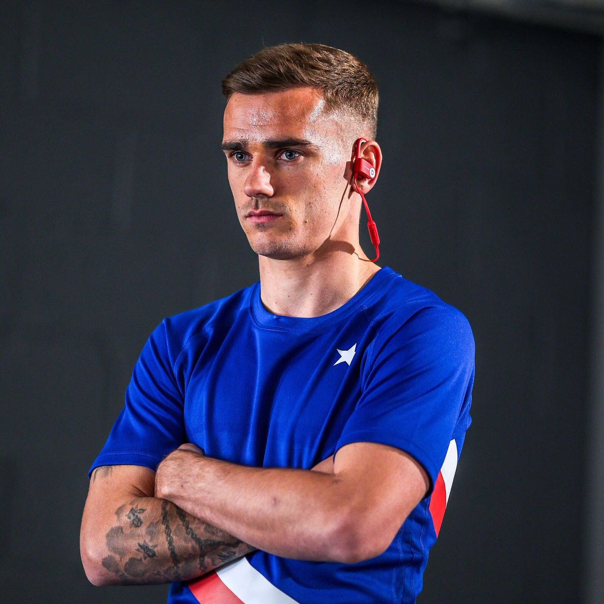 Live 3d Football Wallpapers Antoine Griezmann Wallpapers Hd