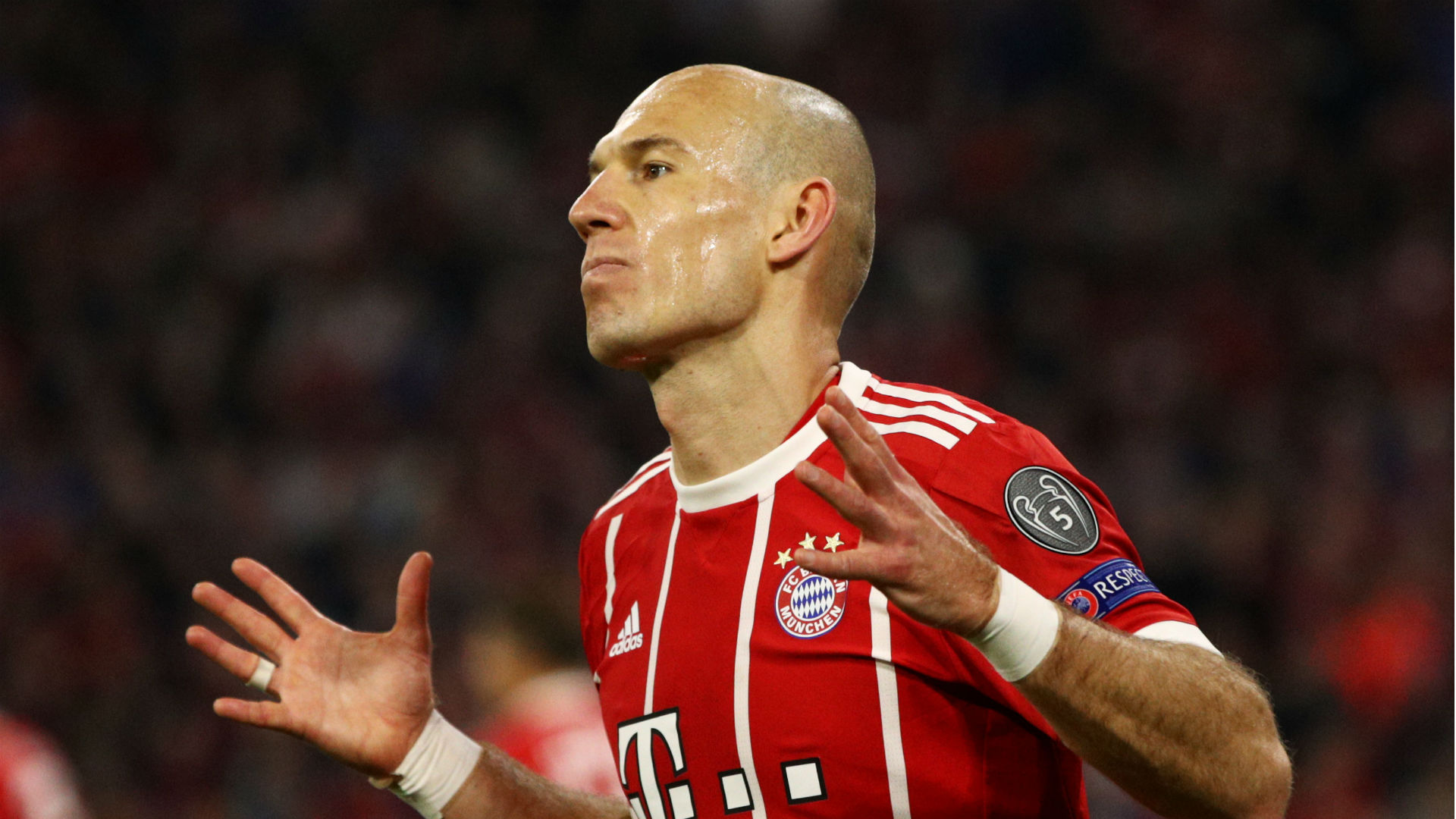 3d Colorful Heart Wallpapers Arjen Robben Wallpaper 2018