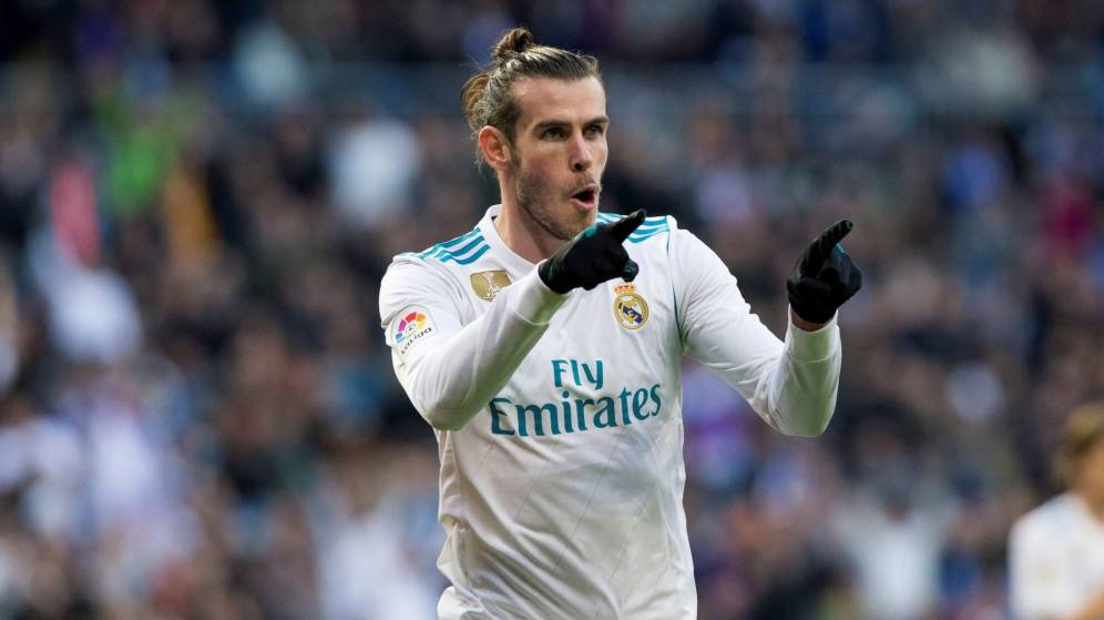 Real Madrid Wallpaper 3d Gareth Bale Wallpapers 2018