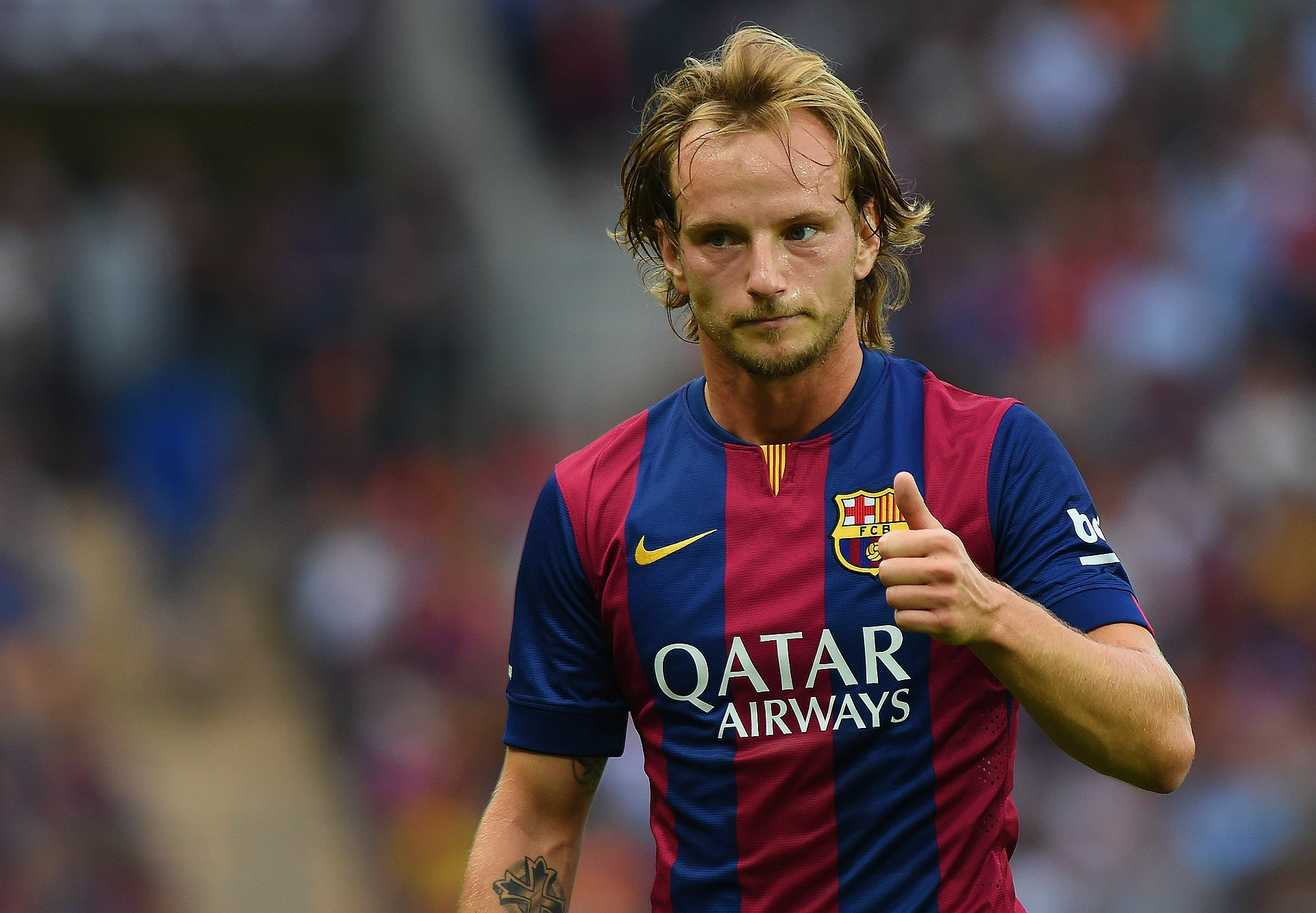 Fc Barcelona Live Wallpaper 3d Ivan Rakitic Wallpapers Hd