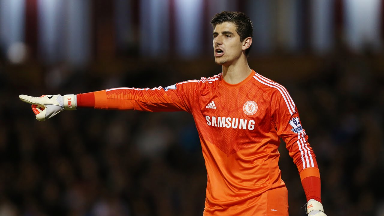 Nice Wallpapers With Quotes For Desktop Thibaut Courtois Wallpaper