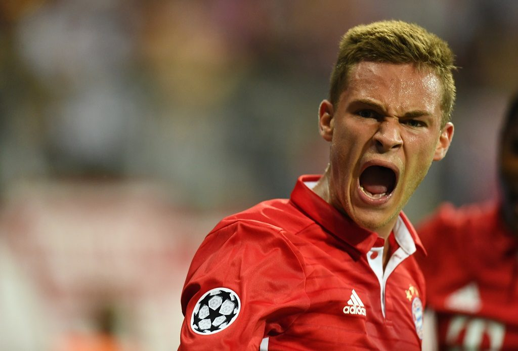Lg Animated Wallpaper Joshua Kimmich Wallpaper