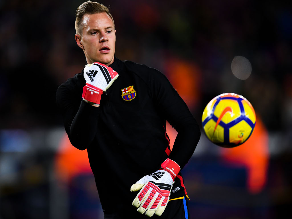 Fc Barcelona Live Wallpaper 3d Marc Andre Ter Stegen Wallpaper