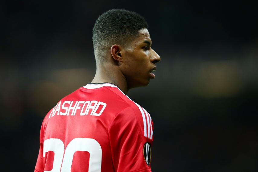 Manchester United Animated Wallpapers Marcus Rashford Wallpaper