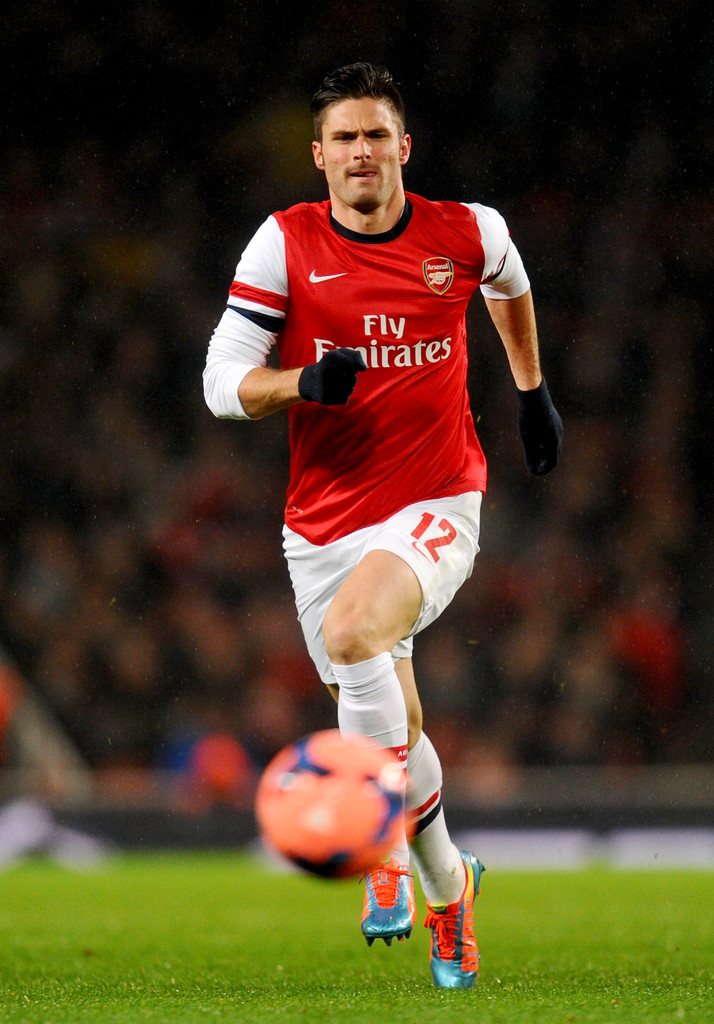 Arsenal Fc 3d Wallpapers Olivier Giroud Wallpaper