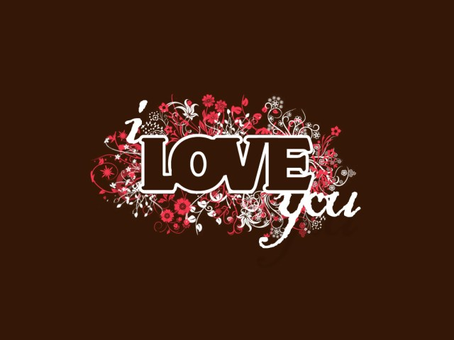 Lovely Wallpapers HD: I Love U Wallpapers