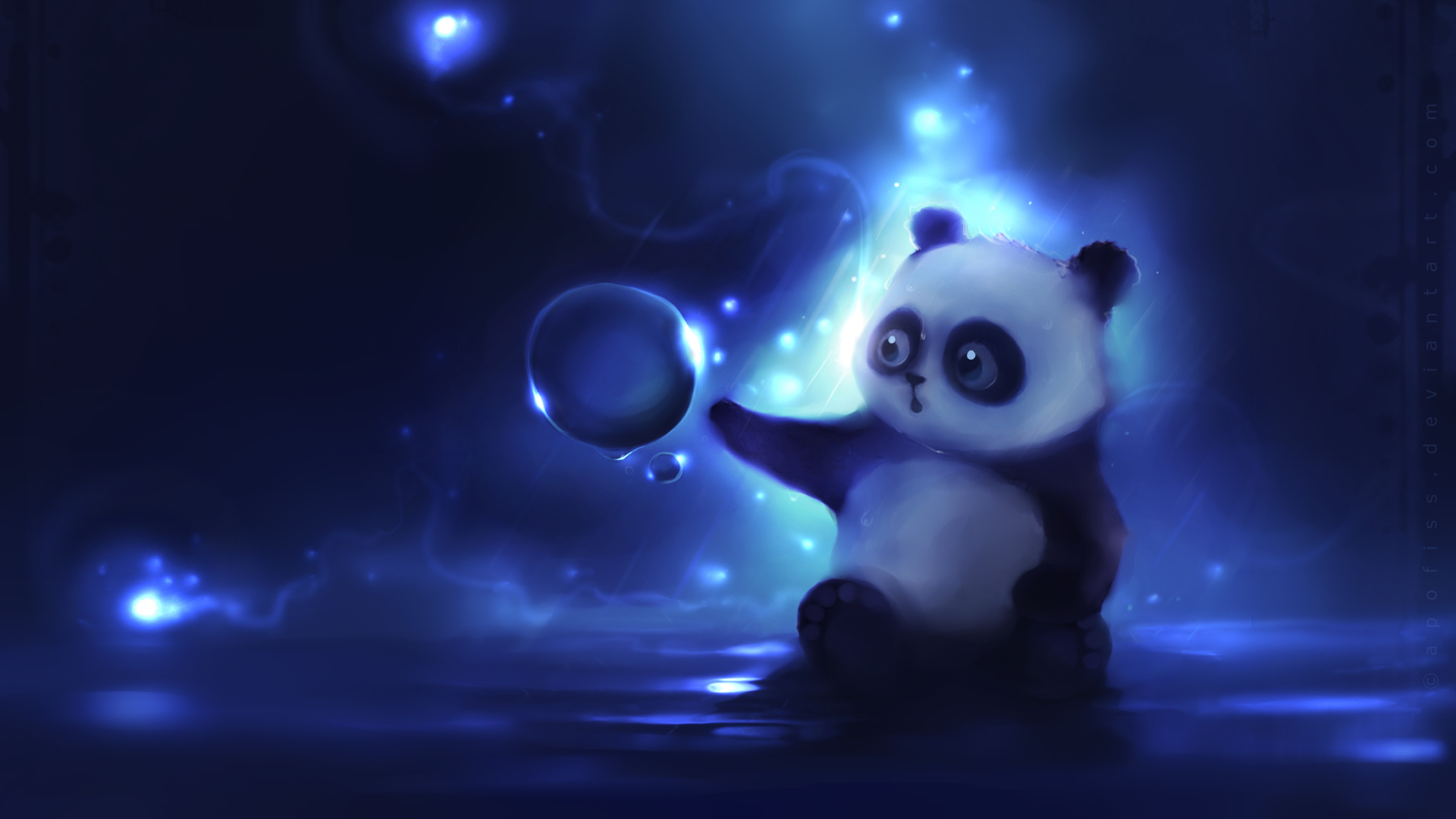 Cute Baby Panda Wallpaper Hd Wallpaper Wallpaperlepi