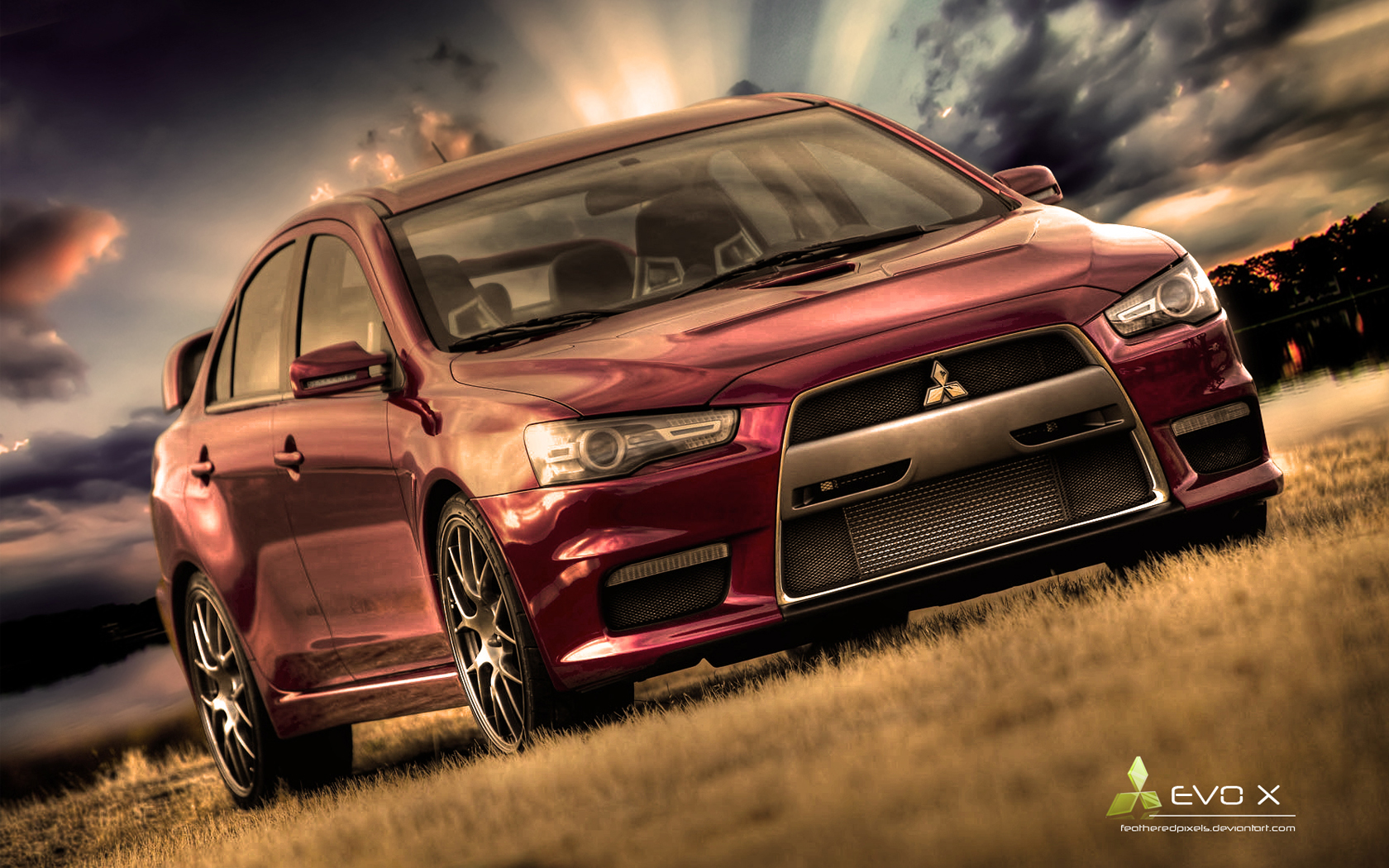 Evo 10 Wallpaper Evo X Mitsubishi Wallpaper Wallpaper Wallpaperlepi