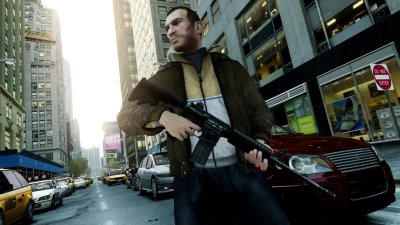 Grand Theft Auto IV (GTA 4) wallpapers HD for desktop backgrounds