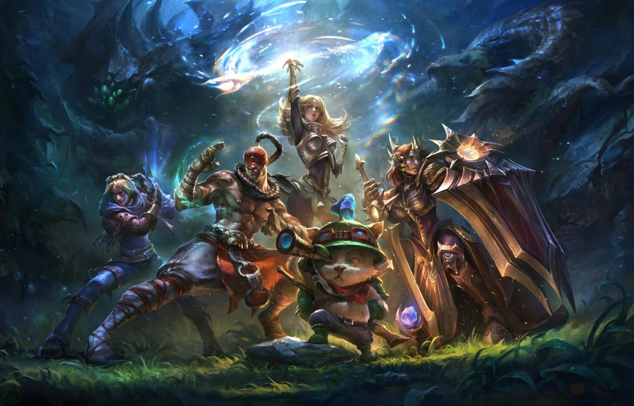 Free League Of Legends (LOL) high quality wallpaper ID:171086 for hd 3200x2048