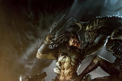 Aliens Vs. Predator wallpapers HD for desktop backgrounds