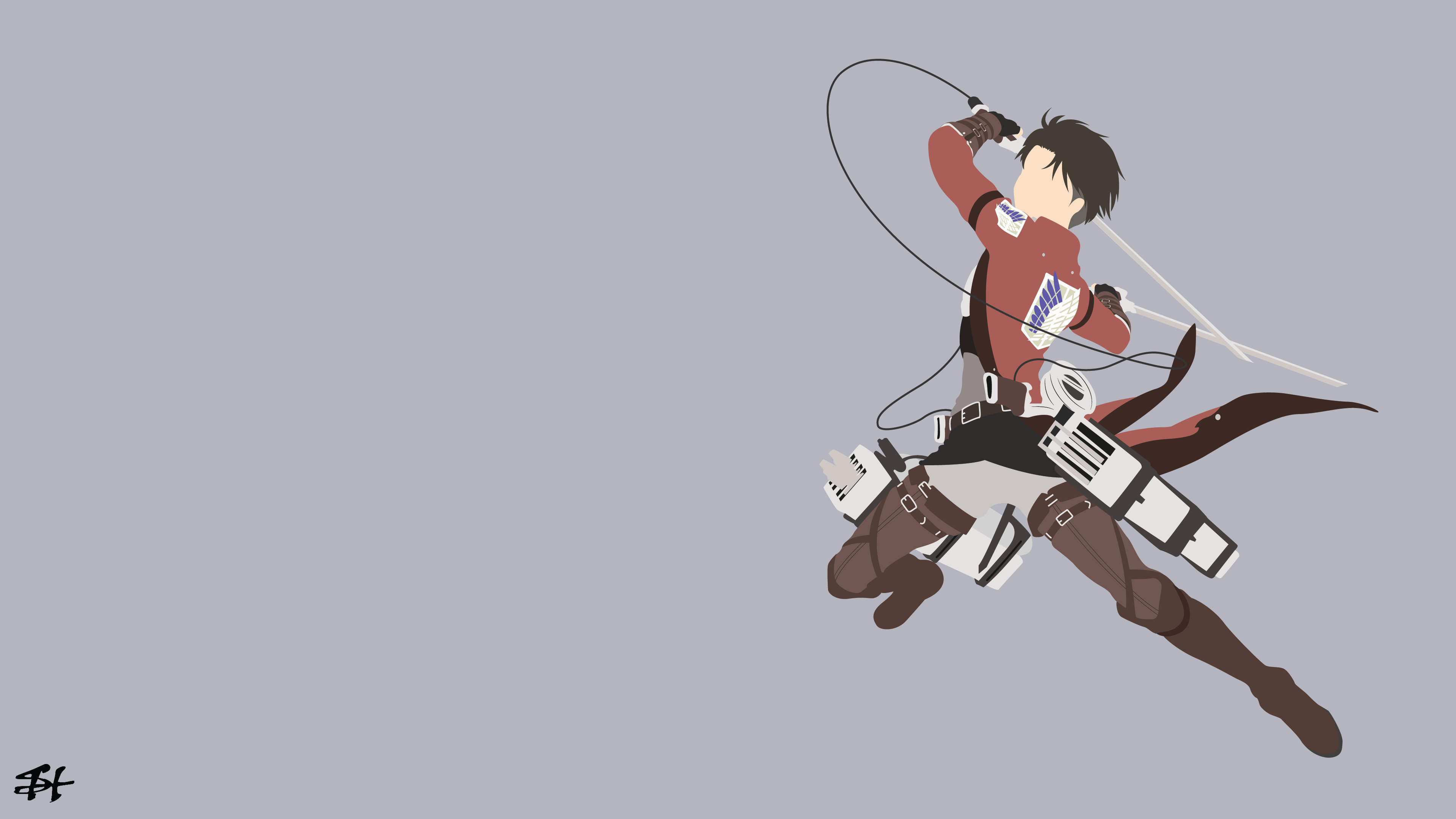 Volleyball Quotes Wallpapers Levi Ackerman Wallpapers 3840x2160 Ultra Hd 4k Desktop