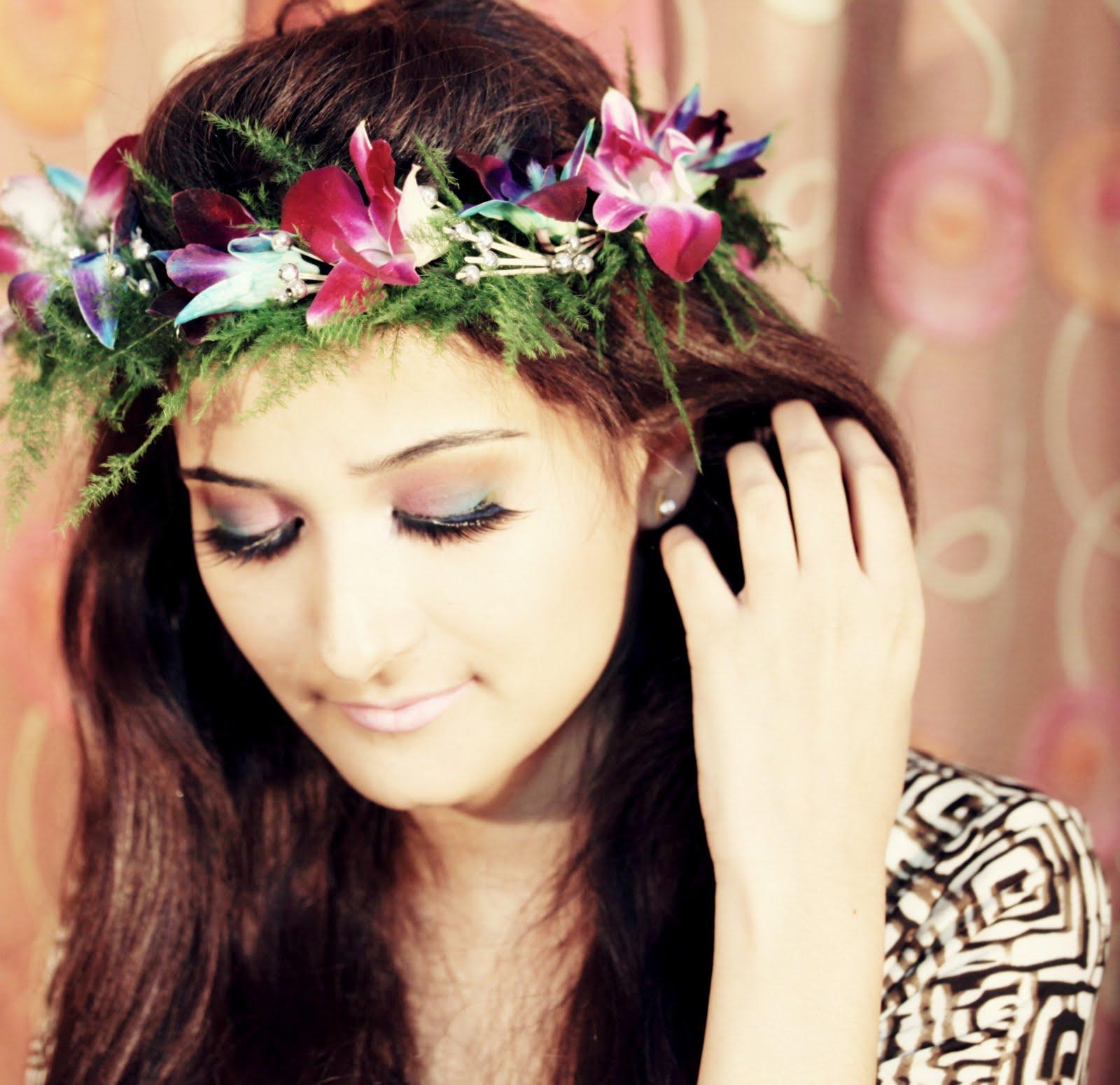 Cute Girl Babies Wallpapers For Facebook Profile Flower Crown Girls Girls