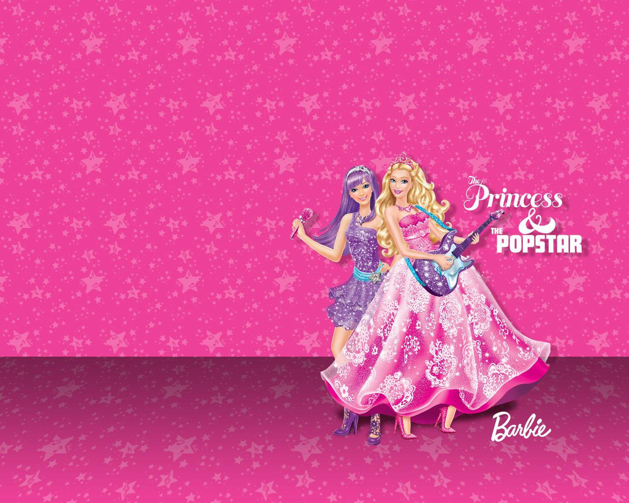 Alizee Wallpaper Hd Pink Princesa Amp Pop Star Barbie Barbie