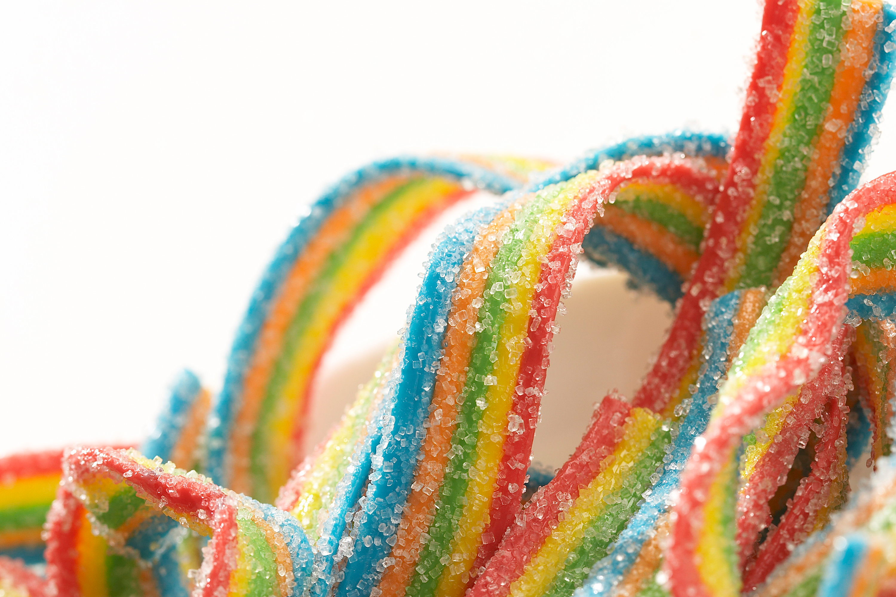 Barbie Hd Wallpapers Free Download Rainbow Ribbon Candy Foods