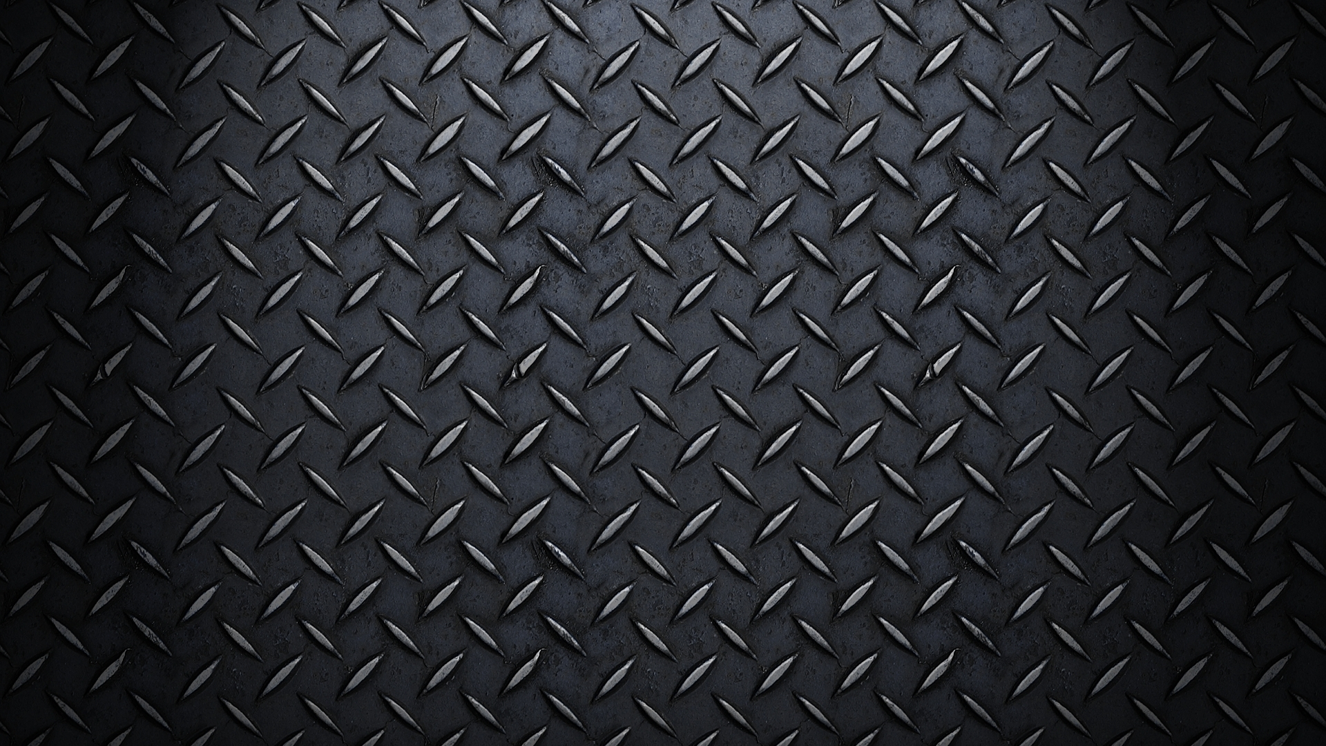 Free 3d Wallpaper For Computer Desktop Black Diamond Plate Close Up 3d