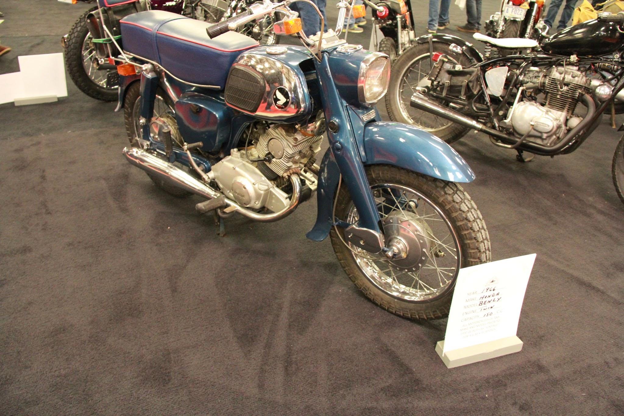 Blue Nile Falls Wallpaper Blue 1966 Honda Benly Motorcycle Motorcycle