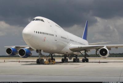 Boeing 747 Wallpaper HD Download