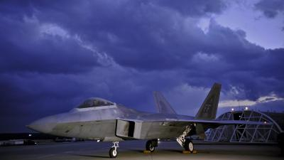 Lockheed Martin F-22 Raptor Wallpaper HD Download