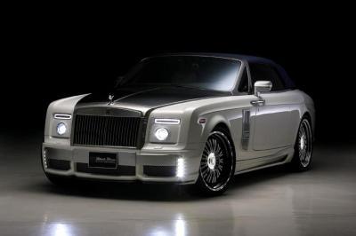 Rolls Royce Phantom Wallpaper HD Download