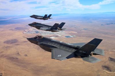 Lockheed Martin F-35 Lightning II Wallpaper HD Download