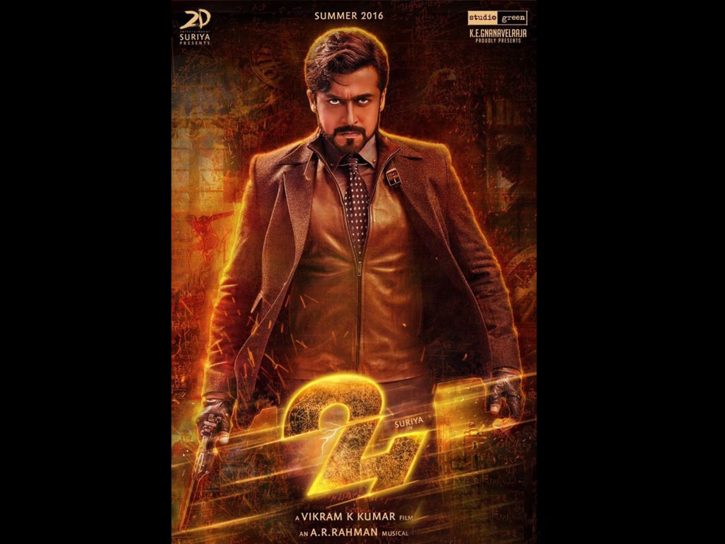 24 Movie 24 Suriya Movie Hq Movie Wallpapers 24 Suriya Movie Hd Movie