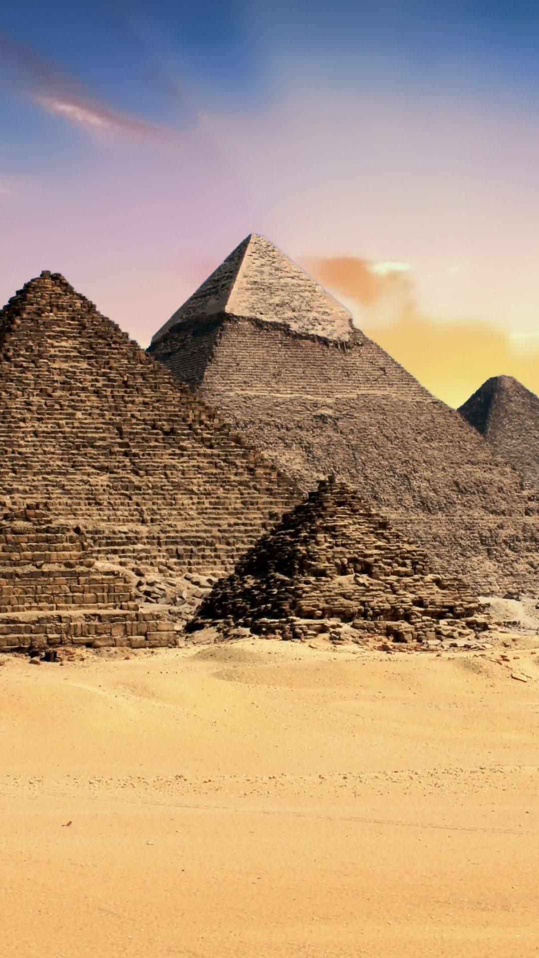 Iphone 4 Heart Wallpaper The Giza Pyramid Complex 4k Uhd Wallpaper Hd Wallpaper