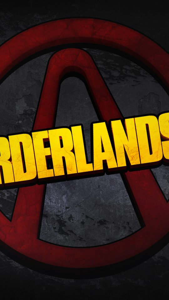 Ios Wallpaper Iphone X Borderlands 2 Logo 2 Hd Wallpaper