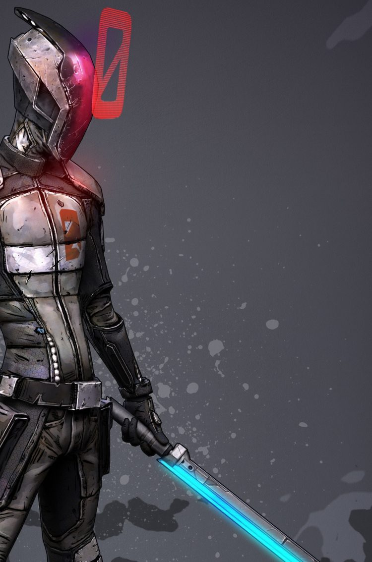 Destiny 2 Hd Wallpaper Borderlands 2 Zero Assassin Hd Wallpaper