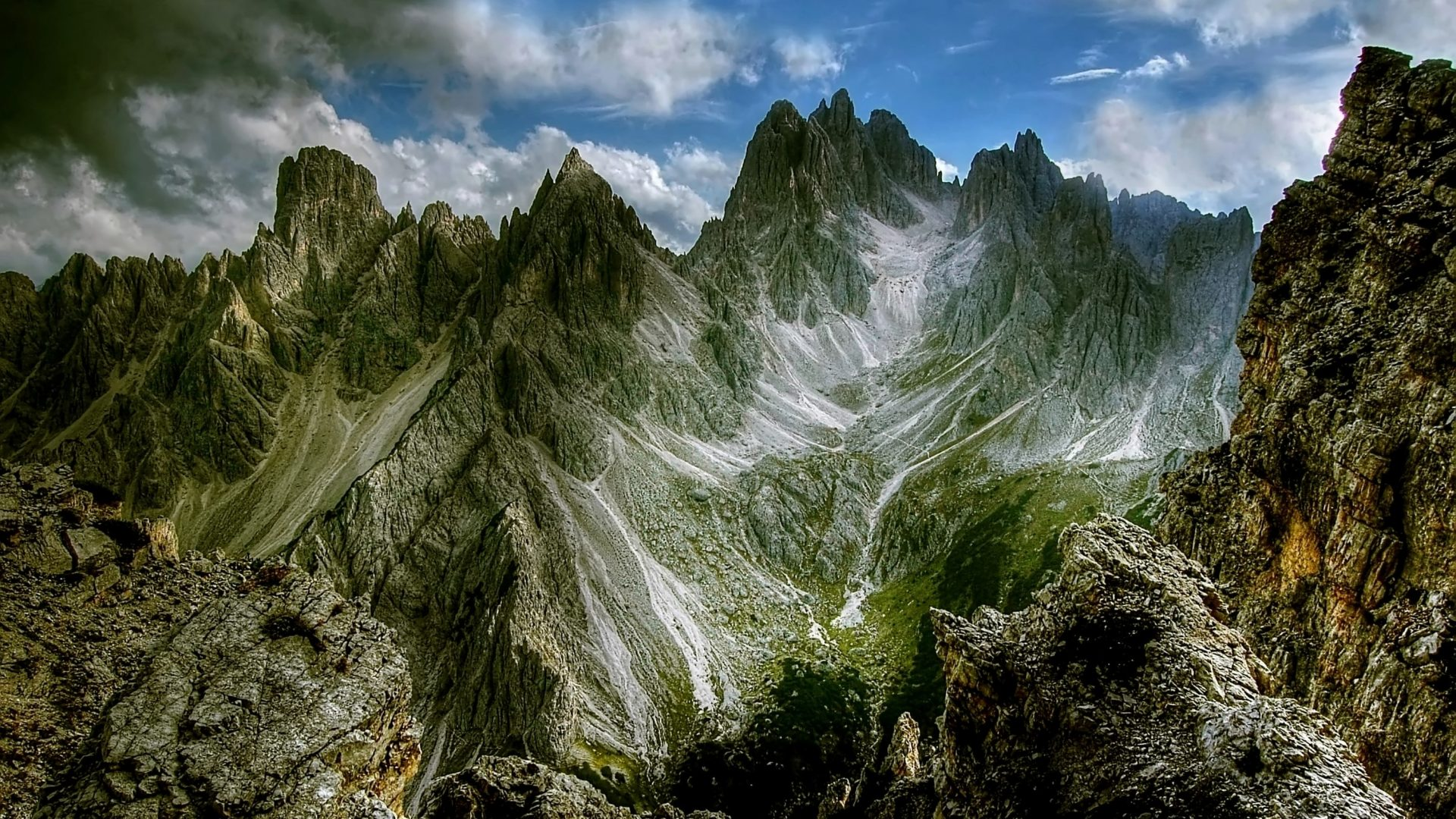 Army 3d Wallpaper Dolomites Mountains Cadini Di Misurina Hd Wallpaper