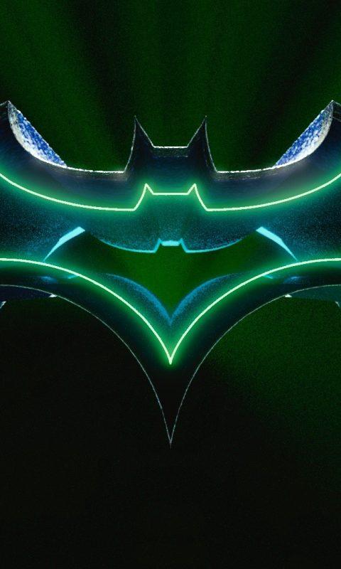 3d Wallpaper For S9 Plus 3d Batman Logo Hd Wallpaper