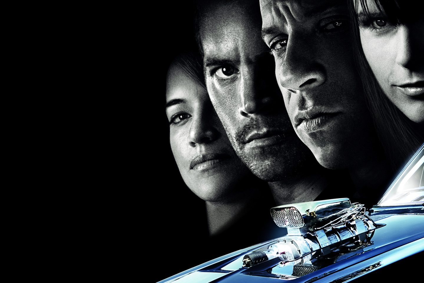 Fast And Furious Iphone 5 Wallpaper Fast Amp Furious 2009 Hd Wallpaper Wallpapers Gg