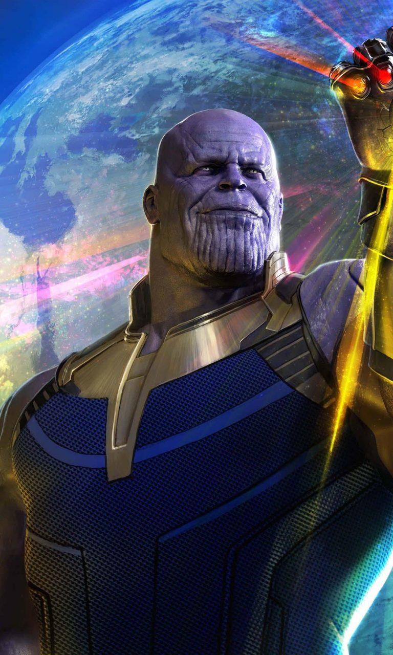 Thanos Wallpaper Iphone X Avengers Infinity War 2018 Thanos Hd Wallpaper Hd Wallpaper
