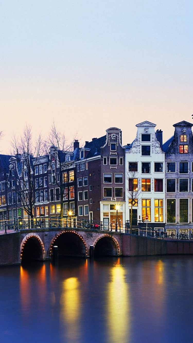 New York Iphone 6 Wallpaper Amsterdam Hd Wallpapers For Iphone 6 Wallpapers Pictures