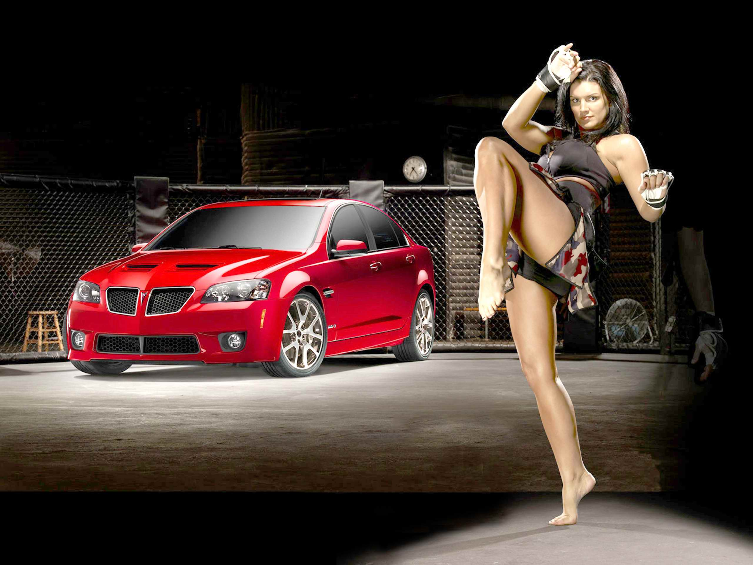 Muscle Car Wallpaper Pack Ownload Gina Carano Hd Wallpapers For Desktop Download