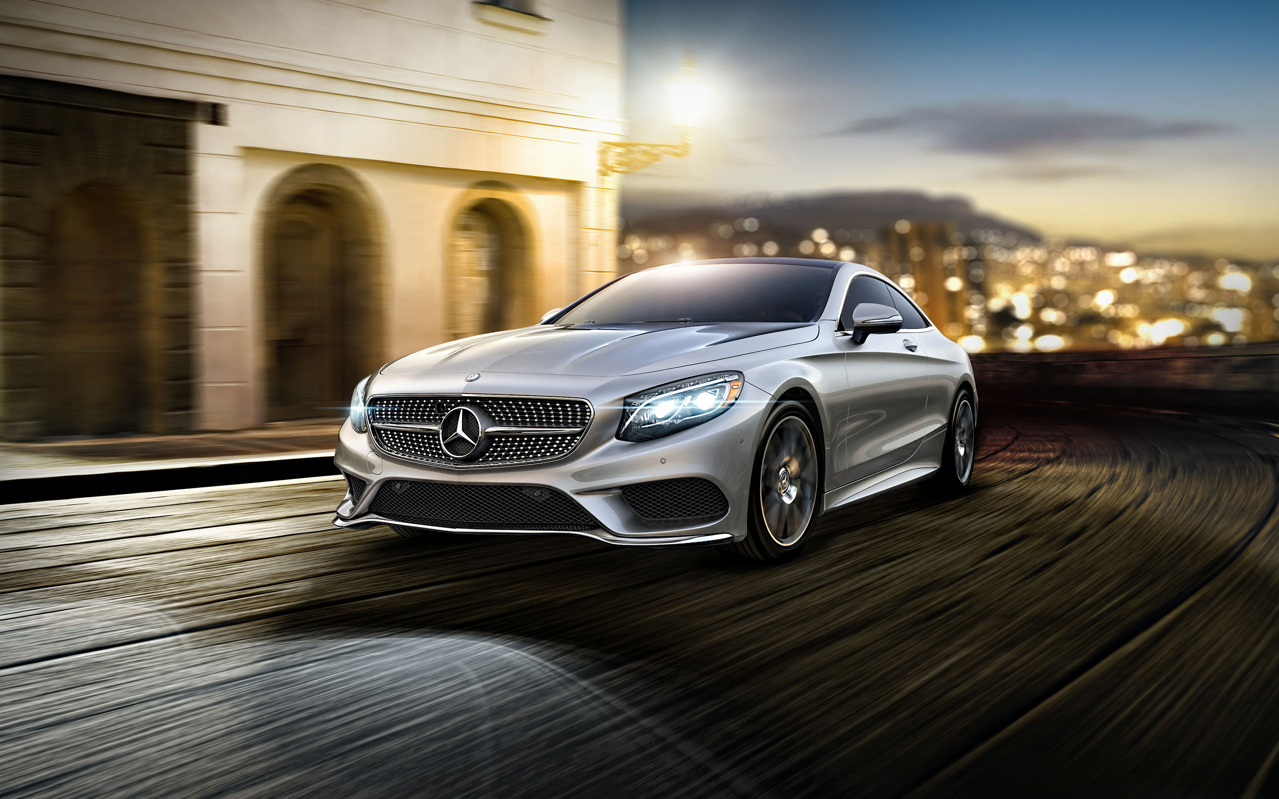 Hd Car Wallpapers Free Download Zip Mercedes S Class Coupe Hd Wallpapers For Desktop Download