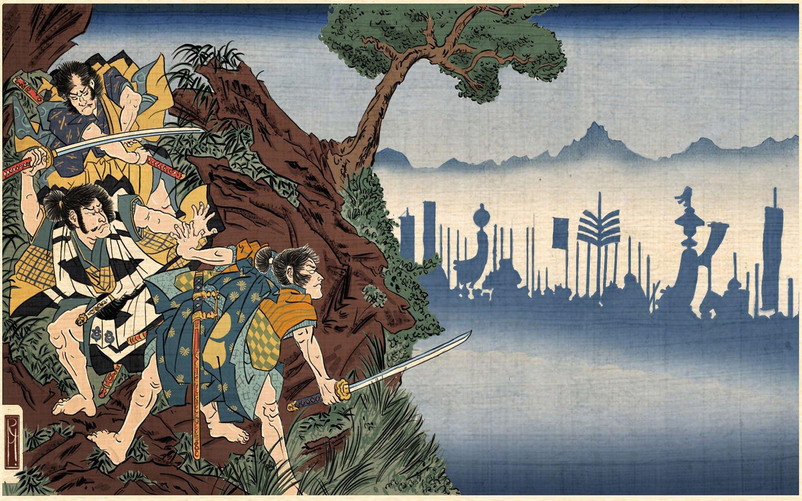 Total War Shogun 2 Fall Of The Samurai Wallpaper Hd Total War Shogun 2 Wallpaper 4 Wallpapersbq