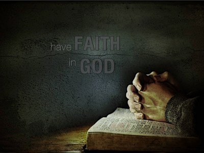 Faith! | Christian Wallpapers
