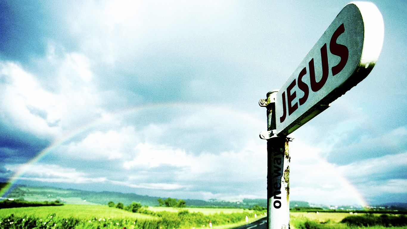 Hd Wallpapers O One Way Christian Wallpapers